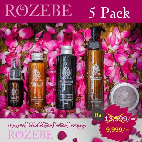 Best Skin Care product in Sri Lanka - Rezebe Japan